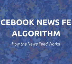 Facebook algorithm change