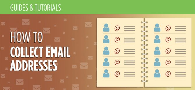 collect email address